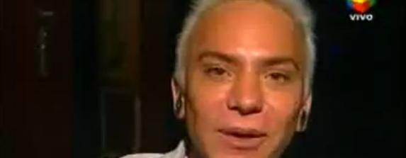 Flavio Mendoza en Intrusos