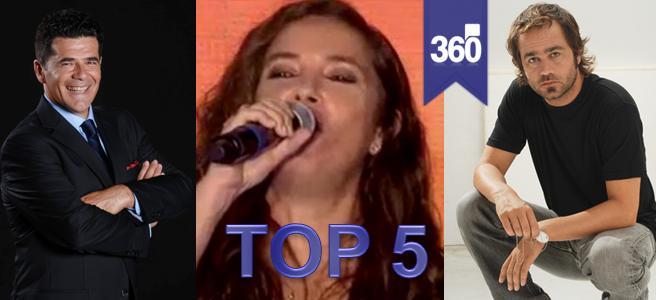 Los 5 mejores momentos de la semana en la televisi n iii for Los mejores chismes del espectaculo
