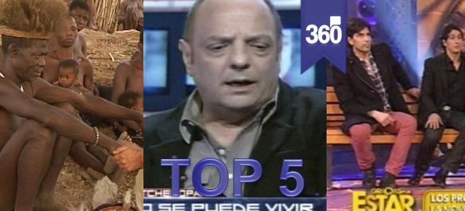 Los 5 mejores momentos de la semana en la televisi n iv for Los mejores chismes del espectaculo