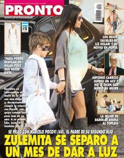 Pampita Y Vicu A En Las Tapas De Todas Las Revistas El