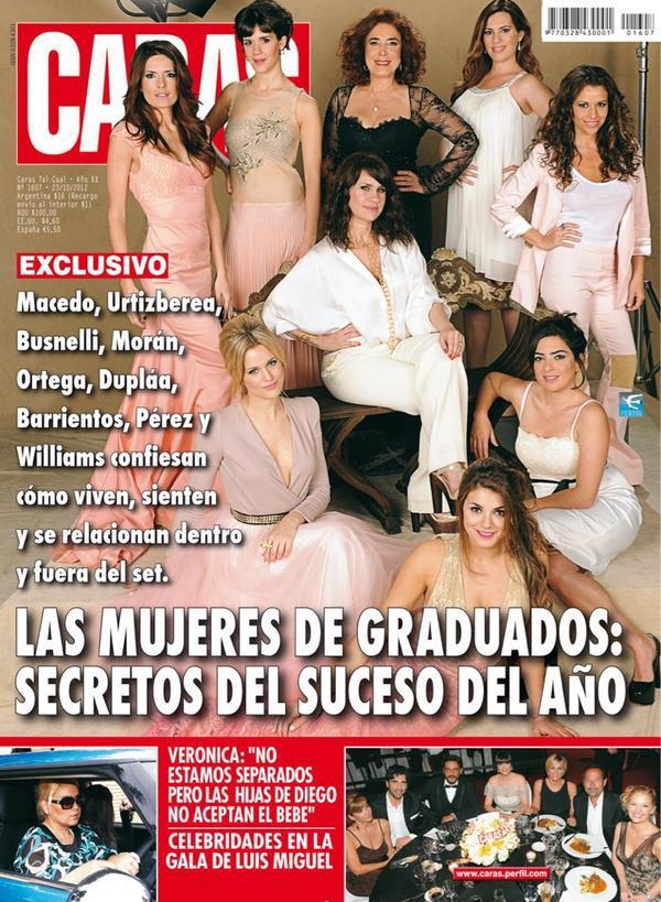 Llegaron las revistas al kiosco de el for Revistas de chismes del espectaculo