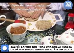 """Jazmín Laport nos trae una nueva receta express de """"Boutique de Antojitos"""""""