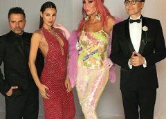 Los looks del jurado del Bailando 2017: Moria cautivó todas las miradas