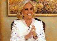 Mirtha Legrand opinó de Mauricio Macri en las próximas elecciones y de Tinelli en la política