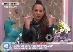 ¡La amamos! Miss Bolivia presentó en el programa de Mirtha Legrand un look muy económico