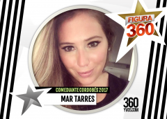 """Mar Tarres, candidata al """"Premio Figura 360 a la comediante 2017"""""""