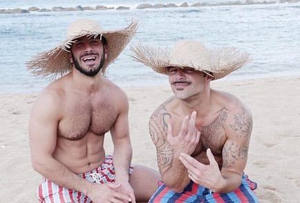 """La tierna publicación de Jwan Yosef, el marido de Ricky Martín: """"El hombre de mis sueños"""""""